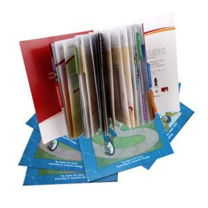 Изготовление учебников