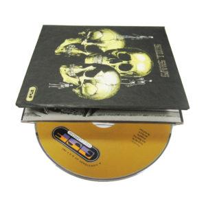 Изготовление обложек компакт-дисков