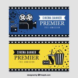 Печать билетов для кинотеатров