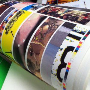 Офсетная печать листовок фото