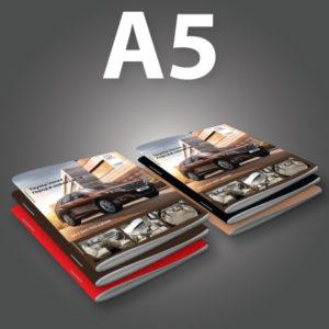 Изготовление брошюр А5